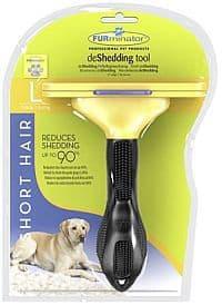 Bürste für Labrador, weniger Haare in der Wohnung